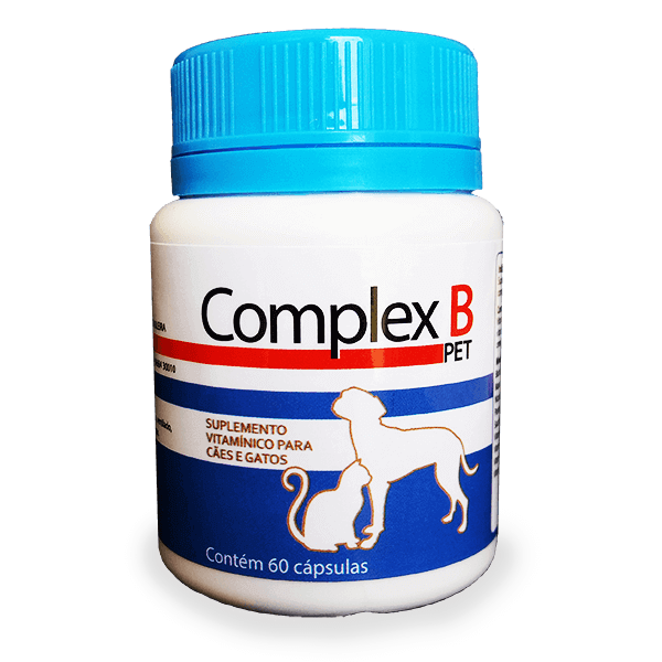 Vitamin Supplement for dogs and cats-Complex B