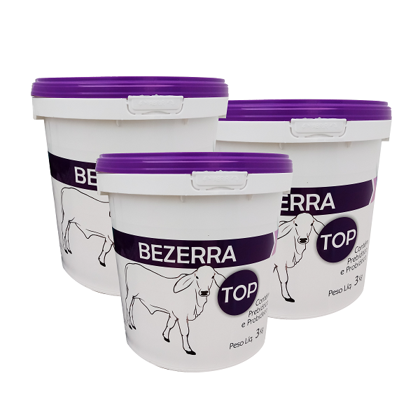 BEZERRA TOP-Recommended supplement for suckler cattle