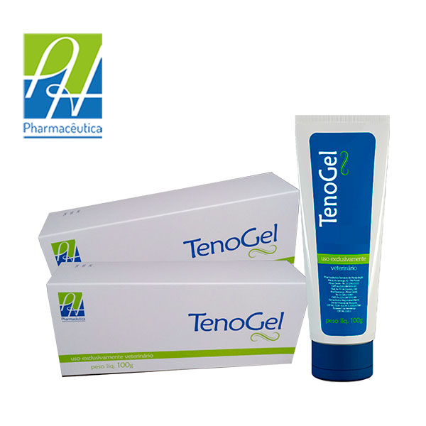 Muscle Pain Ointment - Tenogel