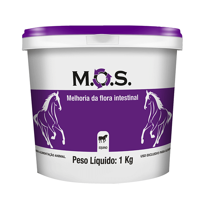 Prebiotic Additive For Horses - MOS