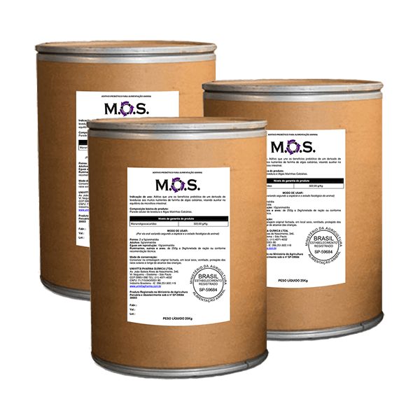 Prebiotic additive for horses and cattle-MOS Industrial