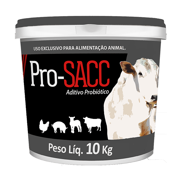Probiotic additive for beef and dairy cattle;- ProSacc