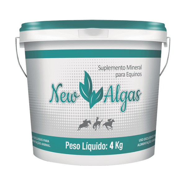Nutritional Support for Bone Mineralization, enriched with Prebiotics - New Algas