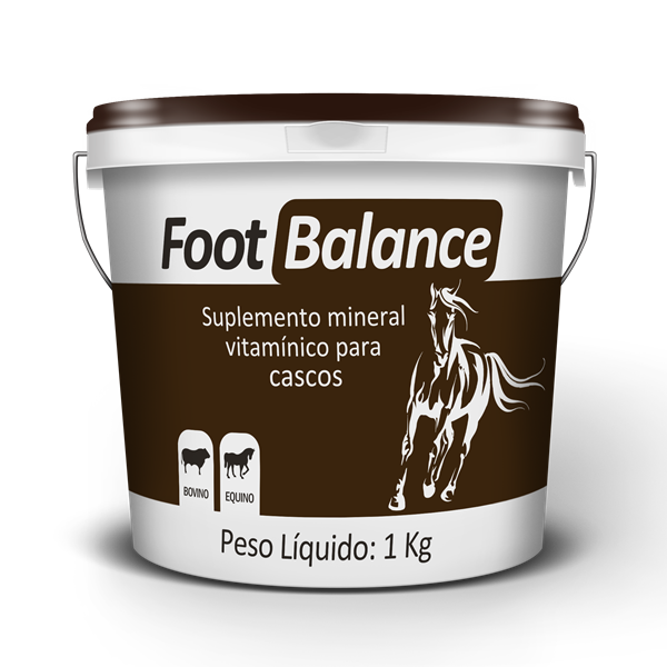 Hoof Conditioner and supplement for Horses - FOOT BALANCE