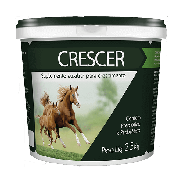 Supplement for Growing and muscle development - Crescer