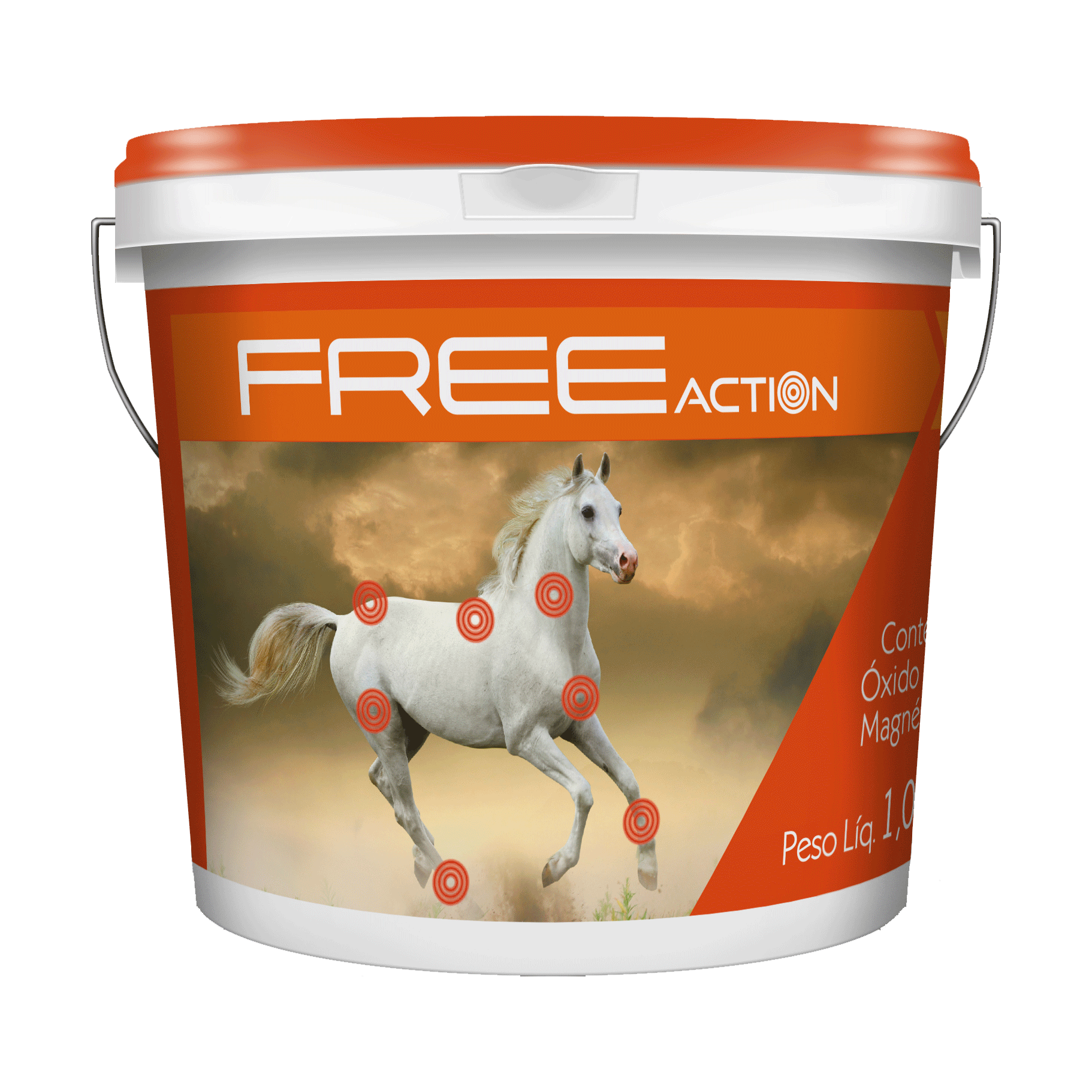 Recovery Supplement for Horses - Free Action